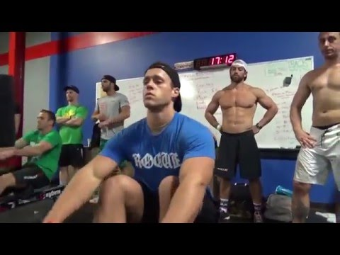 Part 2: A Weekend Training with Rich Froning Jr.