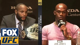 Cormier vs. Jones 2 FULL UNCENSORED PRESS CONFERENCE | UFC 214