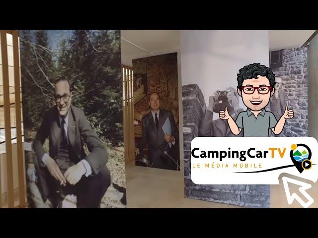 JT en camping-car N°139 - Hommage au Président Jacques Chirac