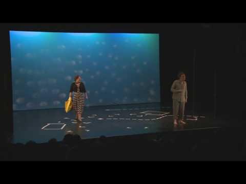 """Teatro-""""Uno,Nessuno e Centomila"""" di Luigi Pirandello (Regia Roberto Trifirò)"""