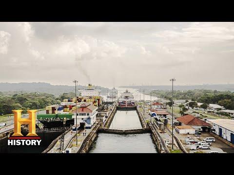 Deconstructing History - Panama Canal