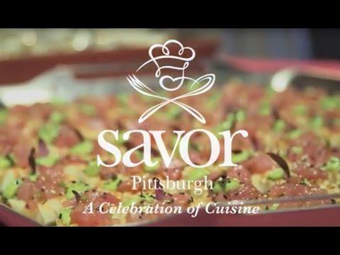 Savor Pittsburgh '16 | Promotional Event Film