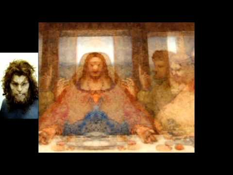 The Last Supper (MIRROR IMAGING)