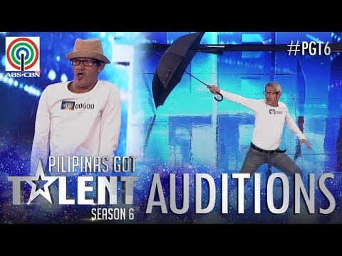 Pilipinas Got Talent 2018 Auditions: Pedro Lachica - Pop & Lock