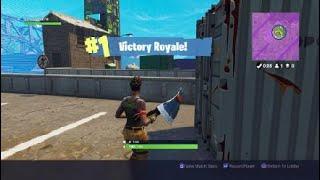 Wining with 0 kills
