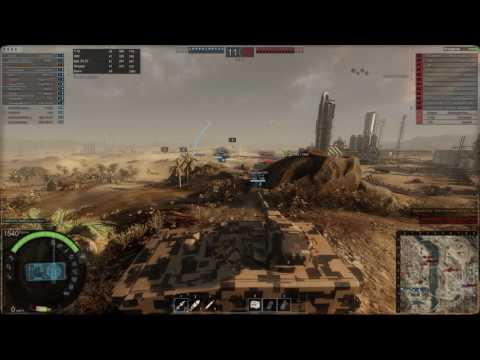 Немного Armored Warfare