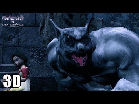 Frankenstein Vs The Wolfman 3d