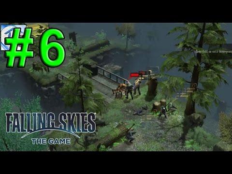 "Falling Skies The Game gameplay 6 ""MENSAJE IMPORTANTE""  "
