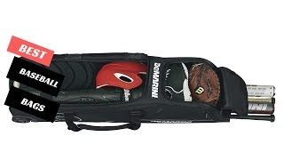 Best Baseball Bags 2019 - Baseball Bags Reviews
