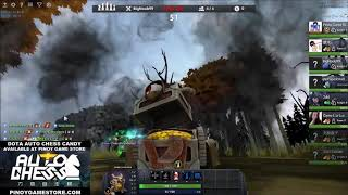 How to get Courier Effects in DOTA AUTO CHESS