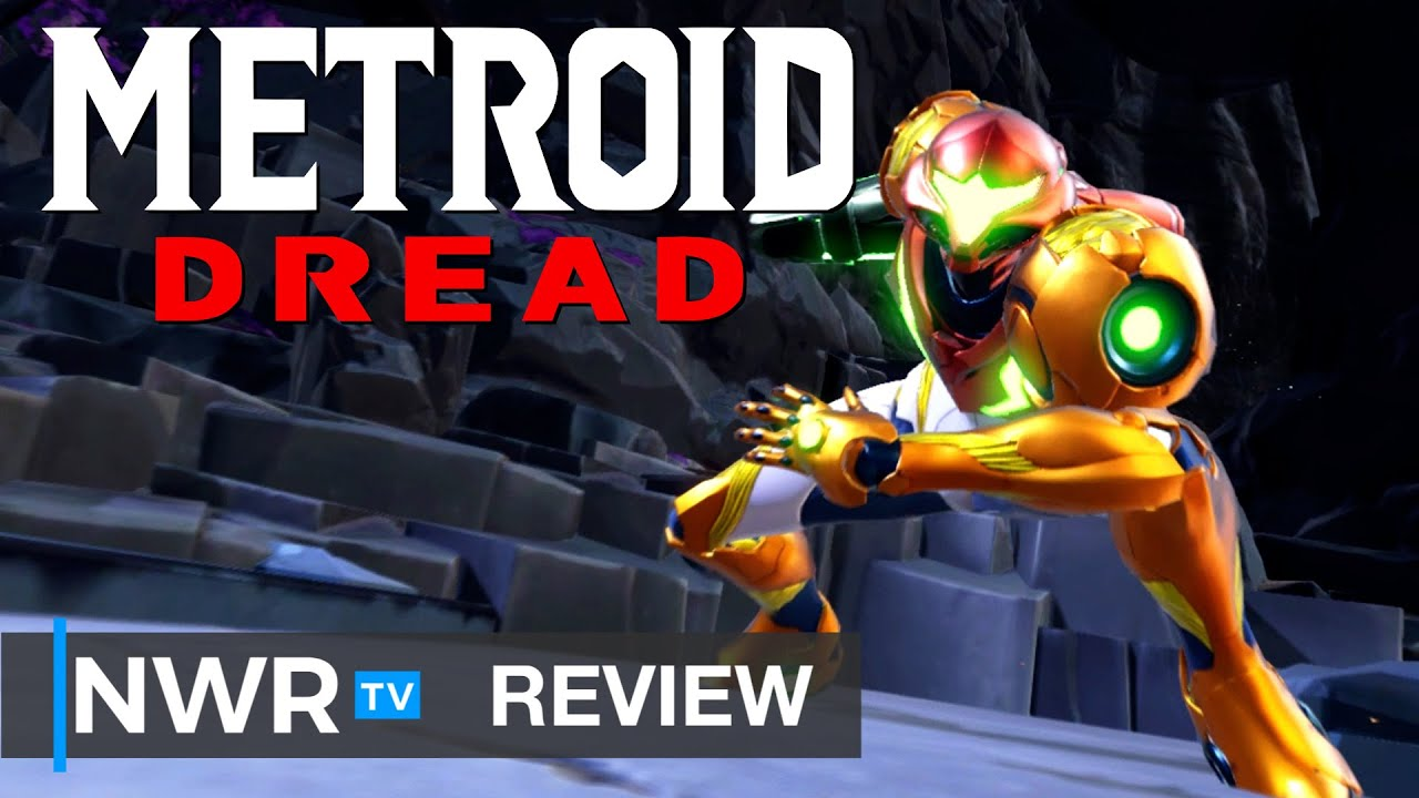 Metroid Dread (Switch) Review - The Best Metroid Ever? (Video Game Video Review)