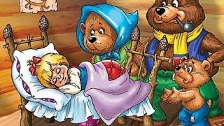 Сказки На Ночь ✿ МАША и ТРИ МЕДВЕДЯ ✿  Игры Мультики ✿ #сказка