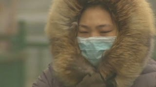Repeat youtube video Beijing experiences terrible air quality