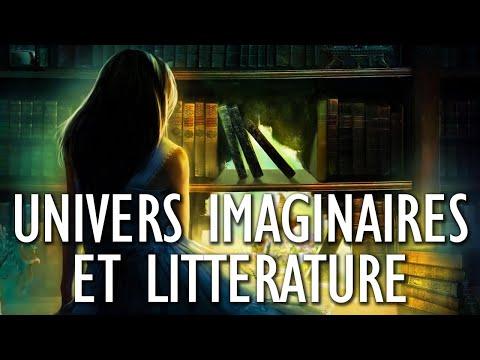 Univers imaginaires et littérature