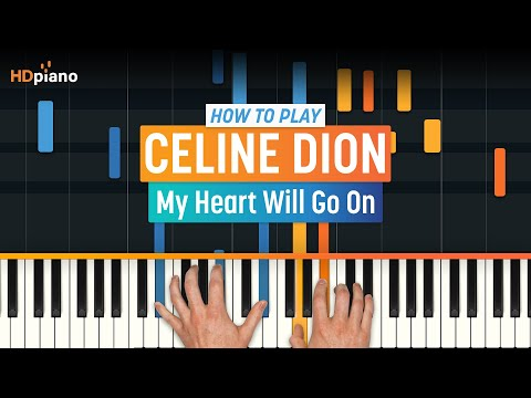 "ALL PARTS FREE – How To Play ""My Heart Will Go On"" by Celine Dion 
