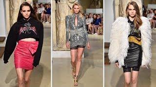 Dundas Goes Punk Rock For Paris Fashion Week