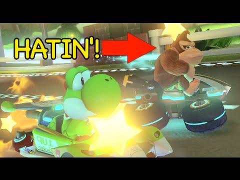LOOK WHO'S HATIN' AGAIN! [MARIO KART 8]