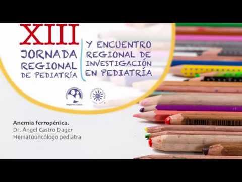 02 - Anemia Dr Ángel Castro