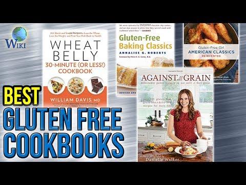10 Best Gluten Free Cookbooks 2017