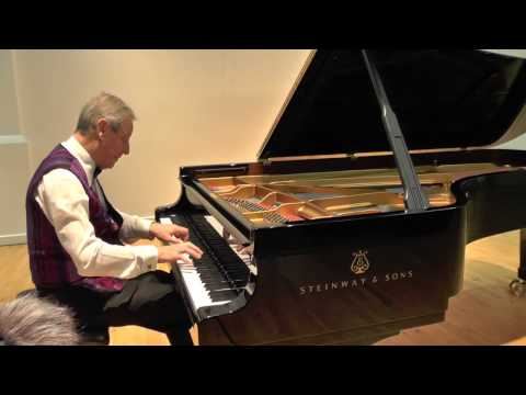 Martin Jones plays - Carl Czerny Scherzo from Sonata No. 2 in A minor, Op. 13