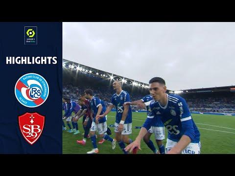 Strasbourg Brest Goals And Highlights