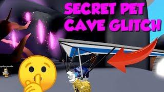 🤫🤫🤫 Secret Pet Cave Glitch - ROBLOX Adopt Me Glitch (SPY ON YOUR FRIENDS) 🤫🤫🤫