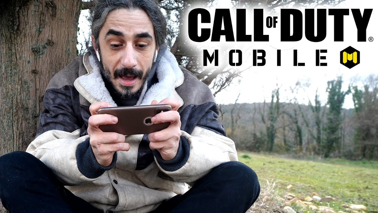 ORMANDA OYNADIM BAM GÜM DALDIM !!! - CALL OF DUTY Mobile