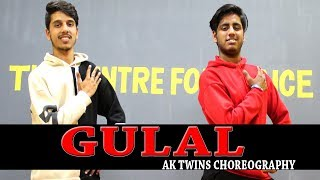 Gulal | Ravneet Singh | Punjabi Song | Dance Cover | AK Twins Choreography | Holi Special