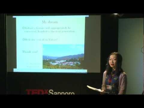 TEDxSapporo - Kaori Takiguchi - Road to reconstruction of Ubari