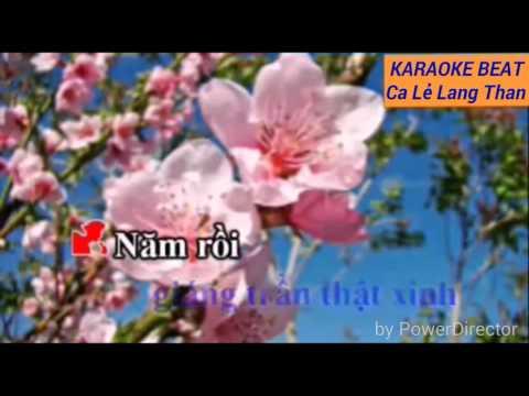 Karaoke uoc nguyen dau xuan beat song ca hd.  Nguyễn Nga