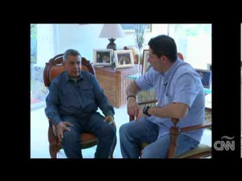 Entrevista con el general Ángel Vivas en CNN | Parte 2