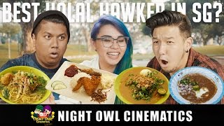 Food King: Best Halal Hawker Food?!