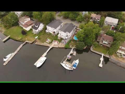 DeWolf Park 4K .Scotia Droning