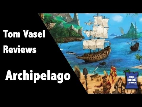 Archipelago Review - with Tom Vasel