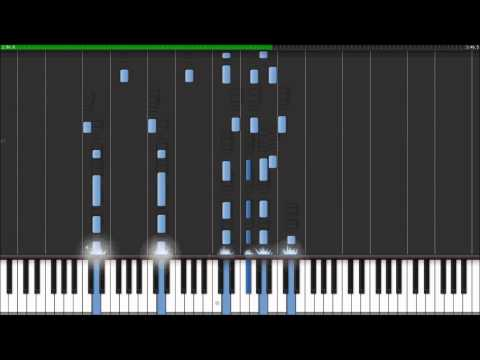 Coldplay - Lost? - Instrumental Piano Cover (Synthesia Tutorial)