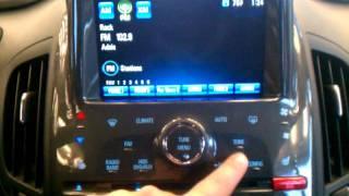 Chevrolet Volt Screen Walk through