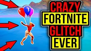 The Craziest Fortnite Glitch Ever! Fortnite Glitches! Fortnite season 8 glitches