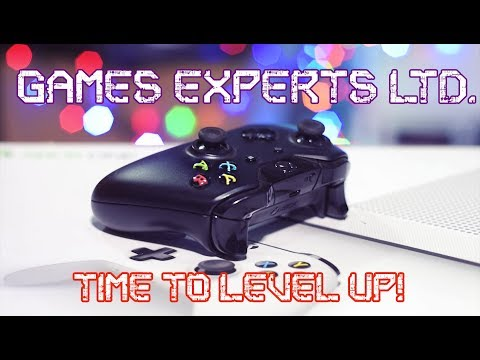 GAMES EXPERTS LTD, Nairobi │ Video Game Shop - Promotional Video