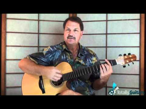 White Rabbit Guitar Lesson Preview - Jefferson Airplane