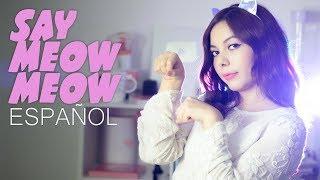 Download Lagu Say Meow Meow 學貓叫 ♥ Cover Español Xiao Pan Pan y Xiao Feng Feng ♥ mp3