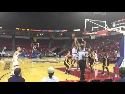 Exhibition: Fresno State 77, Dominican 55