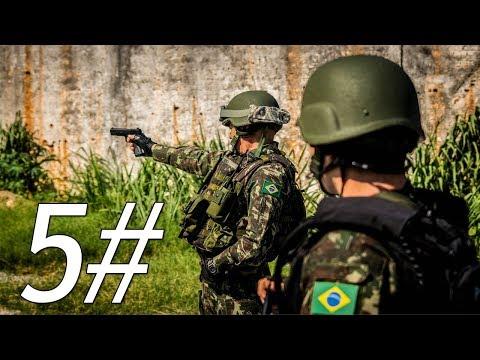 O Brasil tem uma Base Militar Secreta ? - Respondendo Comentários 5#