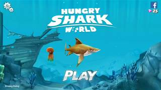 Hungry Shark Evolution Android & ios Gameplay #1