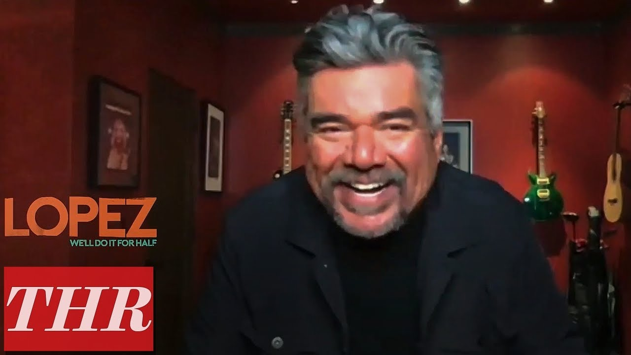 George Lopez Talks New Netflix Stand-Up Special 'We'll Do It For Half' | THR