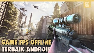 10 Game Android Offline FPS Terbaik 2020