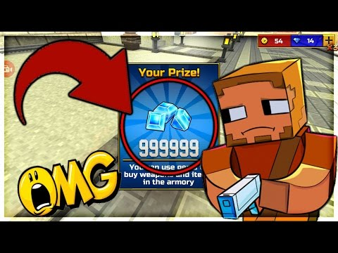 THIS TRICK WILL GET YOU UNLIMITED COINS & GEMS! IN Pixel Gun 3D! (NO HACKS!)