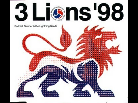 Three Lions 98