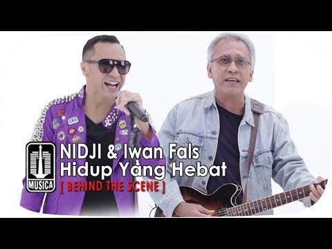 NIDJI & Iwan Fals - Hidup Yang Hebat (Behind The Scene)