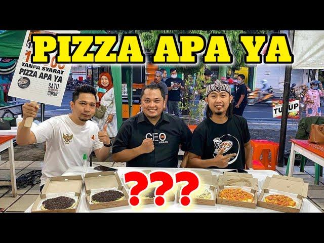 PIZZA APA YA? BENERAN PIZZA PALING ENAK?