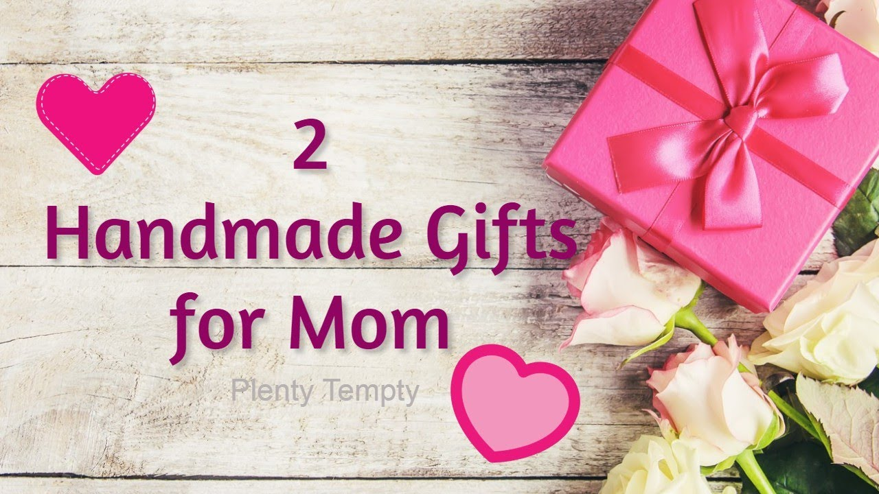 Birthday Gift For Mom Mom Birthday Gift Easy Paper Craft Ideas Diy Birthday Gift Birthday Gift Ideas Youtube